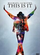 Micheal Jackson's - This is it - DVD D075013