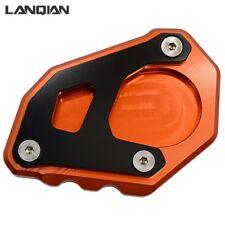 Orange/black Moto Side Stand Enlarge  For KTM 1050 1090 1190 1290 Adventure