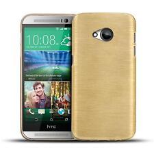 Schutz Hülle für HTC One M7 Silikon Case Handy Tasche Cover Bumper