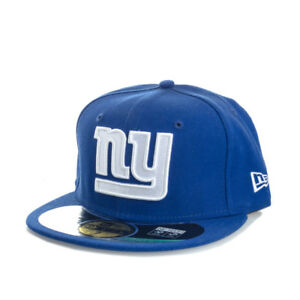New Era Mens Onfield New York Giants 59fifty Cap (Size 7 Small) Official New