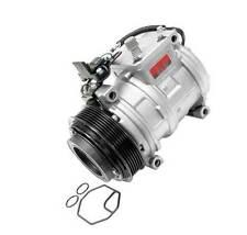 Mercedes R129 260E W124 300TE 300E 300CE A/C Compressor Clutch DENSO O.E.M New