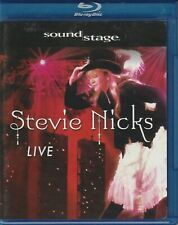 Stevie Nicks Live At Soundstage (Blu-ray, 2008) VERY GOOD / FREE SHIPPING