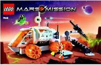 LEGO - AGENTS -  - 7648 - INSTRUCTIONS!