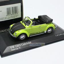 MINICHAMPS VW 1303 CABRIOLET 'WORLD CUP '74' 430055141