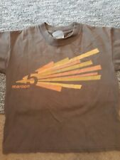 Maroon 5 used Youth M 10-12 Shirt Adam Levine