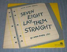 ANNA MARIE LEO Seven Eight Lay Them Straight LP (Statler) (Rockin' Robin)