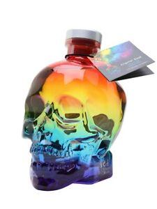 Crystal Head Vodka Pride Edition - limitiert !  - 40 % Vol. / 0,7 l