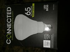 TCP Connected Smart LED Light Bulb 65W BR30 (E26) Dimmable