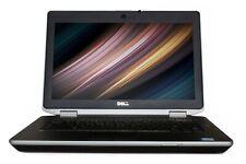 """Dell Latitude E6430 14"""" Intel i5 8 GB RAM 500 GB HDD Win 10 WiFi B Grade Laptop"""