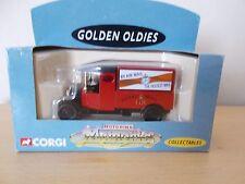 Corgi 61208 Chevrolet Royal Mail Van - approx 90mm long - Golden Oldies - Boxed