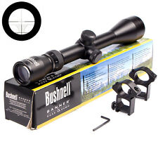 Bushnell 3-9 X 40 Tactical Optics Rifle Scope with FREE Mount Hunting Riflescope