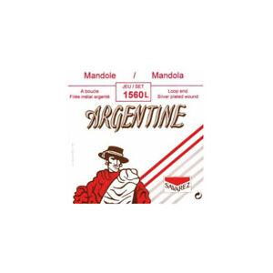Argentine 1560L - Jeu de cordes mandole 1,20 m (Orientale)