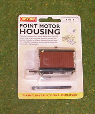 HORNBY RAILWAY OO GAUGE POINT MOTOR HOUSING R 8015 -- LIMA