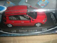 Voiture miniature Renault Mégane 2003  solido  1/43