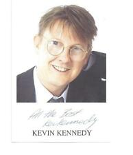 Coronation Street K Surname Initial Collectable Autographs