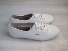 New Girls Skechers Lil Bobs Boardwalk-Tiebreakers Shoes 85488L Size 12 White 40A