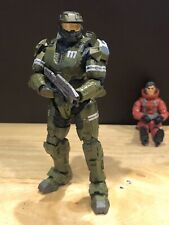 Mcfarlane Halo Legends 3 Video Game Action Figure Spartan Master Chief Package