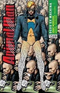 Animal Man: Deus Ex Machina (Volume 3) TP - Grant Morrison - Graphic Novel - NEW