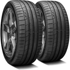 2 Tires Continental Extremecontact Sport 28535zr19 99y High Performance