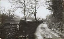 Stainton near Maltby & Tickhill. Lane.