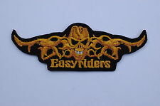 Easy Riders - Iron/Sew on Biker Patch No355