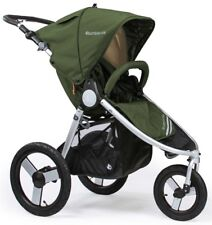 Bumbleride Speed Smooth Push Baby Jogger Jogging Stroller Camp Green New