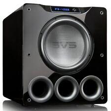 "SVS PB-4000 13.5"" Powered Subwoofer (Piano Gloss Black)  **Open Box**"