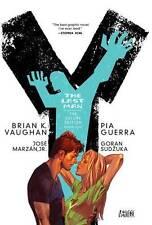 Y: THE LAST MAN VOL #5 DELUXE EDITION HARDCOVER Brian Vaughan Vertigo Comics HC