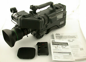 JVC GY-HC900RCHE HC900R-VKFJ20 EWF Bestboy Canon KJ20x8.2B KRSD 20x mint wie neu
