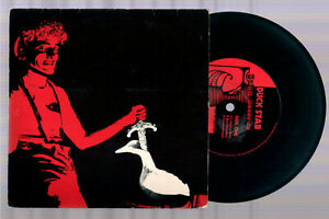 """THE RESIDENTS DUCK STAB +7 SONGS RALPH RECORDS RR1177 1978 7"""" 45 GIRI"""