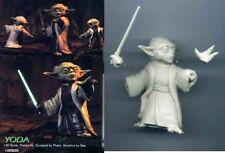 """3.5""""Star Wars MASTER YODA Sci-Fi Movie Resin Model Kit 1/12"""