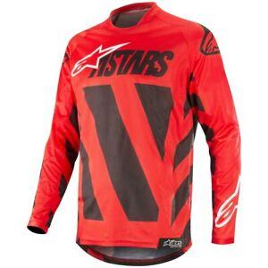 2019 Alpinestars Racer Braap MX Jersey - Red Black White
