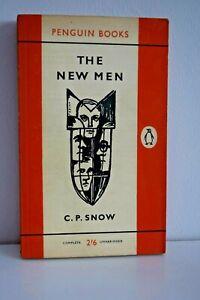 PENGUIN CLASSICS The New Men by C.P. Snow
