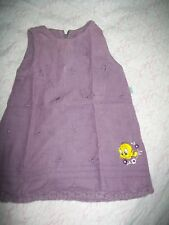robe titi de taille 6 mois