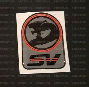 Holden SV Walkinshaw Guard Badge Decal, VL