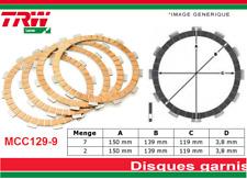 kit DISQUE GARNI EMBRAYAGE TRIUMPH TIGER 955 I 01-06