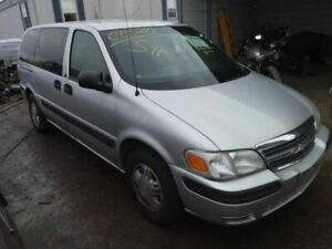 Driver Rear Side Door Extended Wb VIN X 5th Digit Fits 97-05 VENTURE 140114