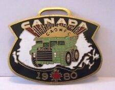 Euclid Dump Truck Canadian Association of Watch Fob Collectors CAOWFC 1980 Show