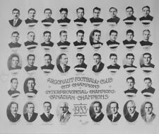 1933 Toronto Argonauts Argos Grey Cup Champion Team Picture 8 X 10 Photo Pic