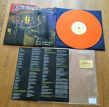 MEGADETH The system has failed - Orange Vinyl - Limited Edition 1000 copies - LP