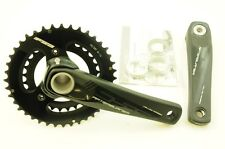 FSA AFTERBURNER 386 BB30 DOUBLE CHAINWHEEL MTB CHAINSET 40/28 170mm 10 SPEED NEW