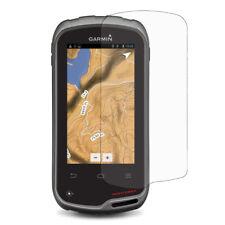 3x Clear Lcd Screen Protector Film for Handheld Garmin Monterra Topo Gps