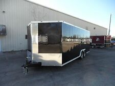 2017 8.5x20 Ft Enclosed Cargo Trailer Direct from factory pricing.
