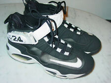 2012 Nike Air Griffey Max 1 White/Black Youth Training Shoes Size 7Y