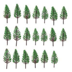 🌲🌲🌲New Poplar Trees ~ Model Railway Scenery wargaming terrain Warhammer🌲🌲