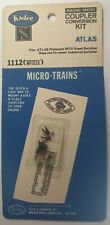 MICRO-TRAINS Kadee N SCALE 1112 MAGNE-MATIC COUPLER CONVERSIONS KIT ATLAS