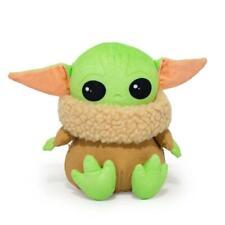 New Grogu The Child Baby Yoda Dog Toy Sitting Plush Mandalorian Star Wars Licsd