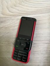 Nokia XpressMusic 5610 - Red (Unlocked) Mobile Phone