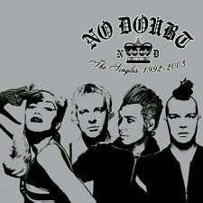 NO DOUBT: THE SINGLES 1992-2003 GREATEST HITS CD VERY BEST OF / GWEN STEFANI NEW