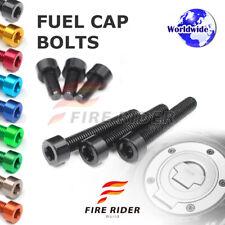 FRW 7Color Fuel Cap Bolts Set For Aprilia RSV1000 Mille 98-00 98 99 00